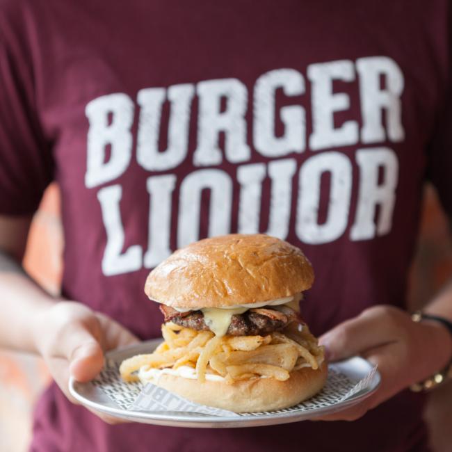 Burger Liquor