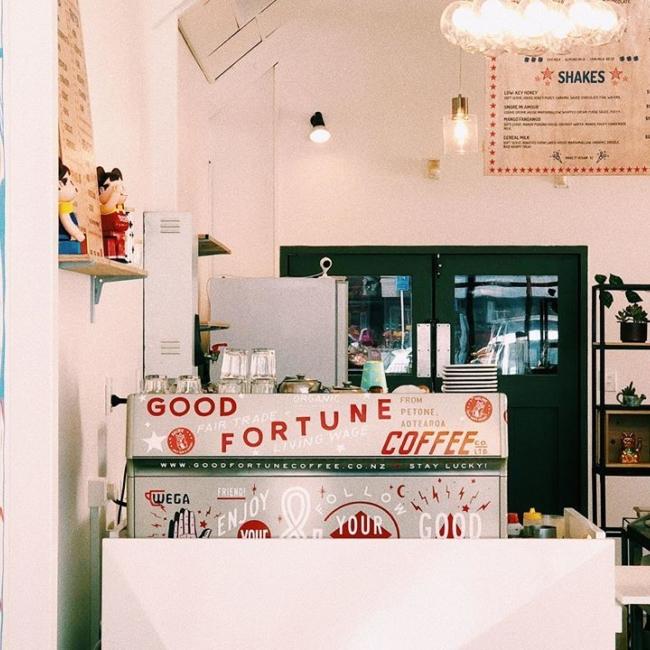 Goldie Milk Bar
