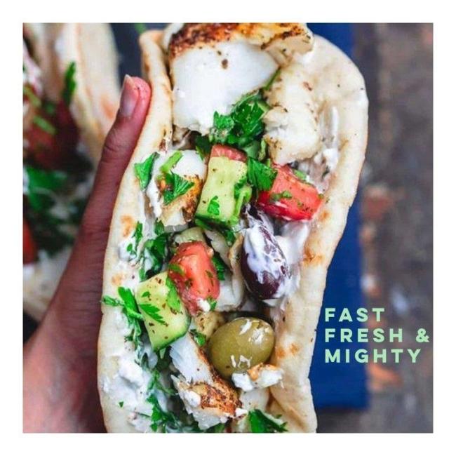 Mighty eats
