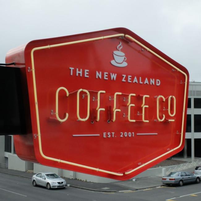 Nz coffee