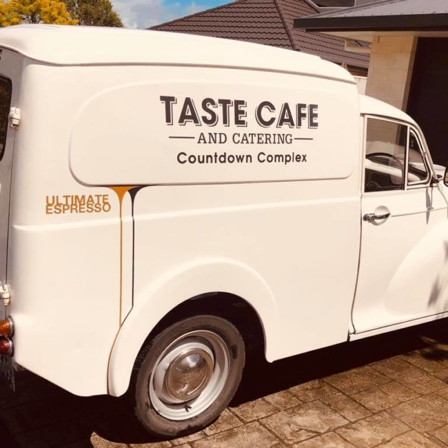 Taste cafe ashburton